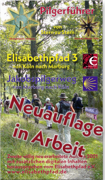 Pilgerführer Elisabethpfad 3
