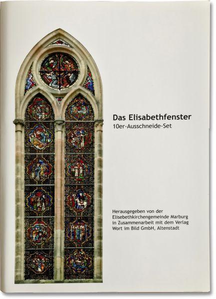 Elisabethfenster 10er Ausschneideset für Gruppen